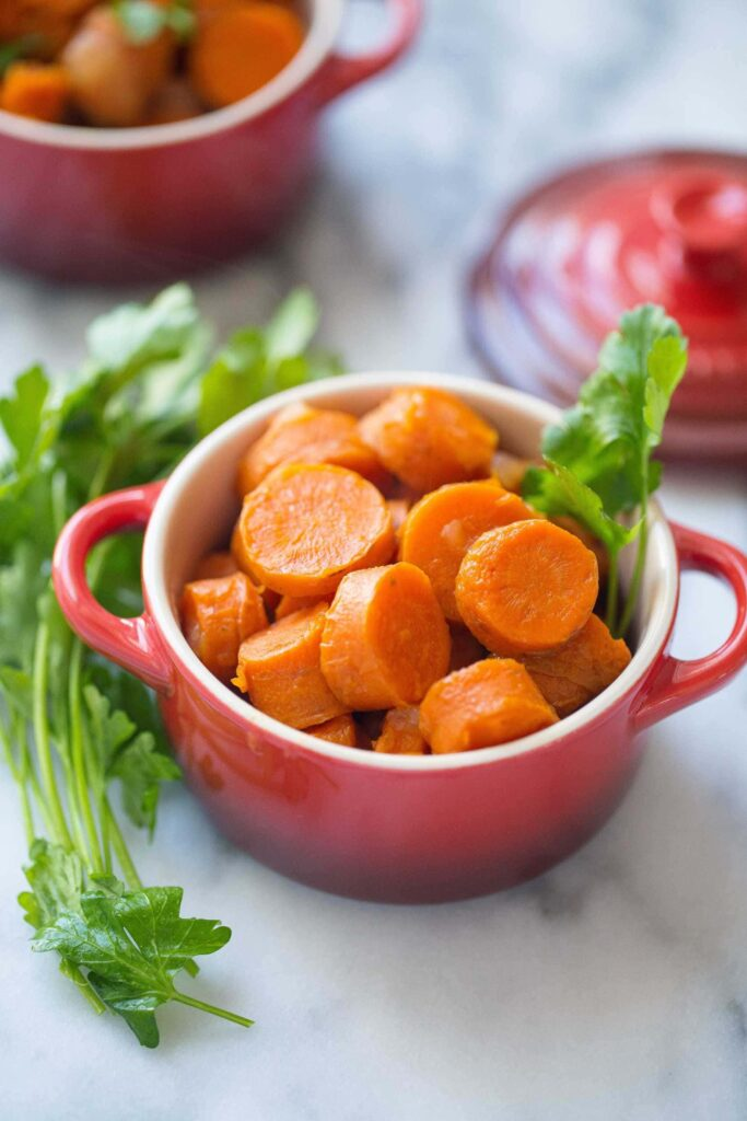 Easy Savory Carrots